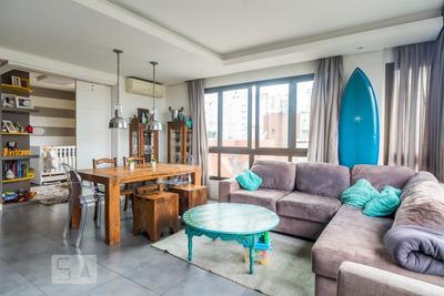 Apartamento No 8º Andar Mobiliado Com 2 Dormitórios E 2 Garagens - Id: 892870350 - 170350