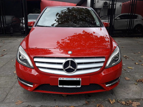 Mercedes Benz Clase B200 City 2013 Durzo Automoviles