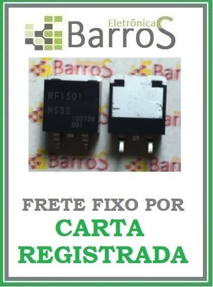 Rf1501 - Rf 1501 - Diodo - Smd - Novo E Original
