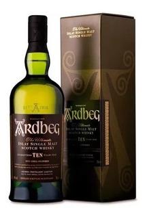 Ardbeg Whisky Single Malt 700ml. Avellaneda.