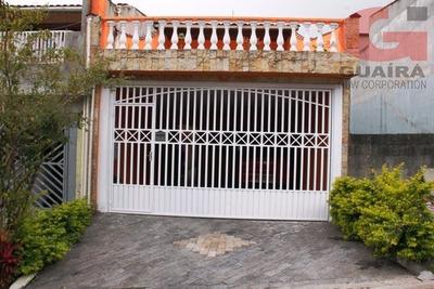 Sobrado Residencial À Venda, Parque Selecta, São Bernardo Do Campo - So17976. - So17976