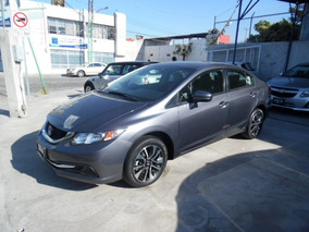 Honda Civic 1.8 Ex-l Sedan L4 Man. Mt
