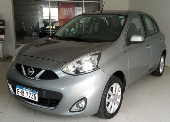 Nissan March Advance T/m Extra Full Año 2015