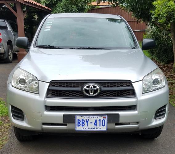 Toyota Rav4 2012 4x4 Gas Automatic Very Low 33,300 Miles