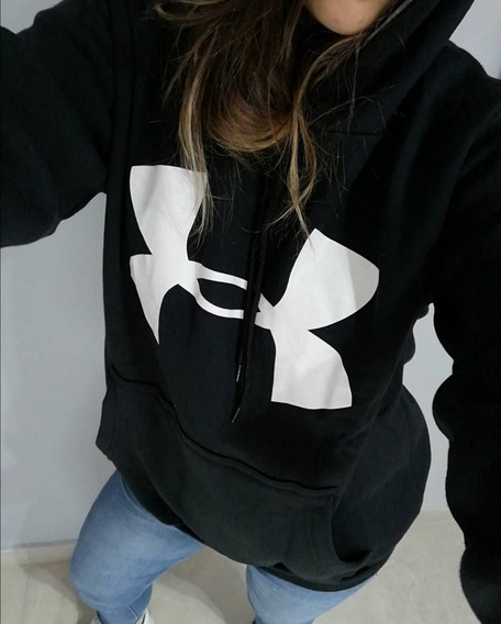 Buzo Under Armour Canguro Con Capucha