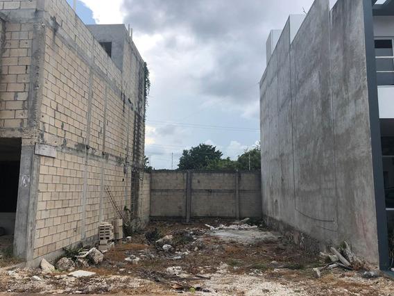 Vendo Terreno Dentro De Condominio Centrico En Cancun