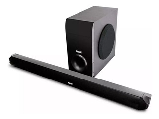 Home Theater Barra De Sonido Novik 2.1 Subwoofer 150w