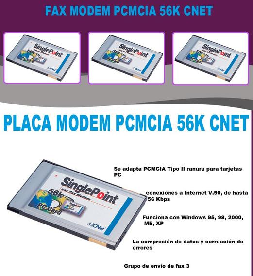 Modem Pcmcia 56k Cnet