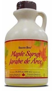 Maple Syrup Jarabe De Arce - Unidad a $52900