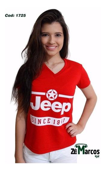 Camisa Feminina Jeep!