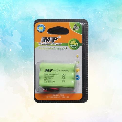 Batería Recargable Mph-306