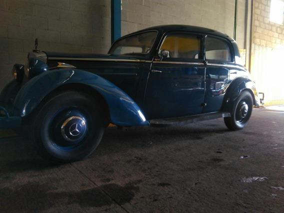 Muy Lindo Mercedes Benz Hormiga Negra 1957 No Valiant I 1962