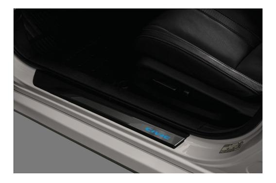 Soleira Iluminada Em Led Honda Civic 2017 A 2020