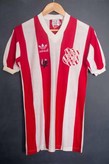 Camisa Bangu adidas N°7 Craque Marinho De Jogo 1985, Rara !