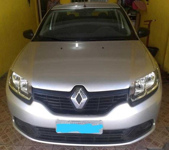 Renault Logan 1.0 12v Authentique Sce 4p 2017
