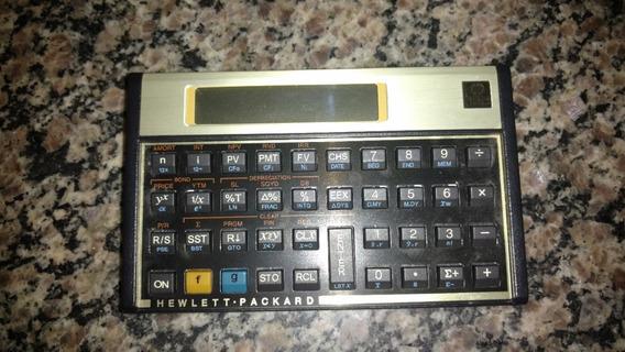 Calculadora Hp 12c Gold