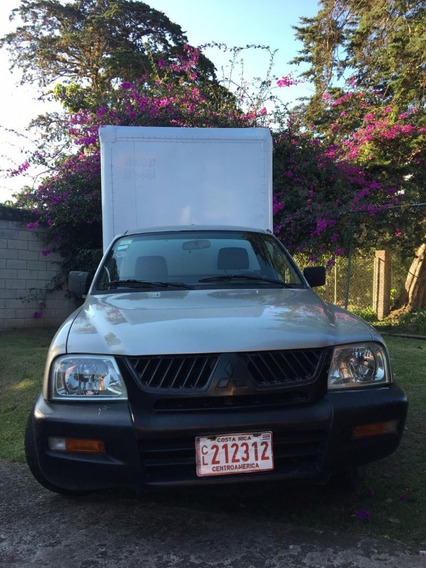 Se Vende Pick Up Mitsubishi 2007 En Excelente Estado