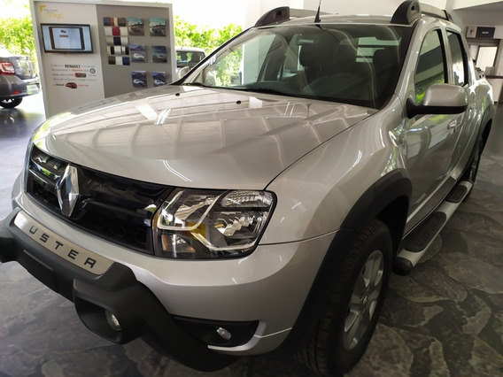 Renault Duster Oroch 4x4 Mecánica