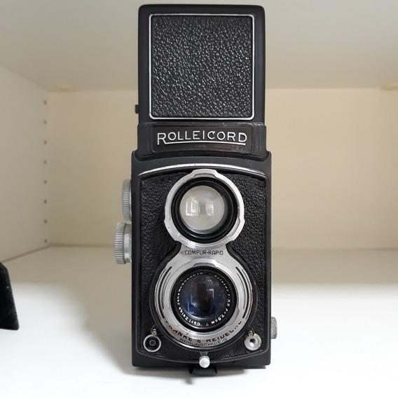 Câmera Fotográfica Rolleicord