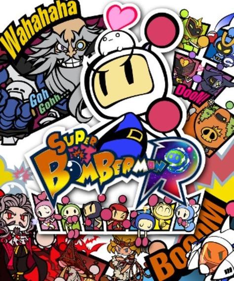 Super Bomberman R Português Pc - Envio Rápido (steam Key)