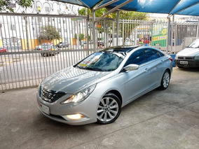 Hyundai Sonata 2.4 16v 4p Aut (gas) 2013
