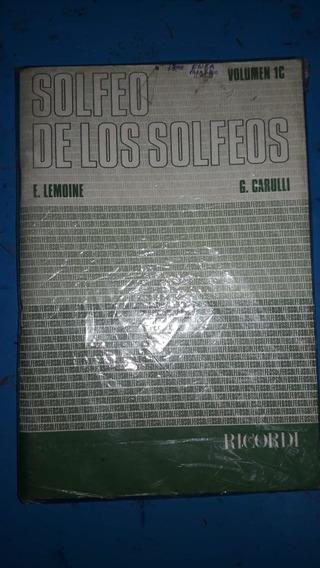 Solfeo De Los Solfeos 1c G Carulli Musica Pilar
