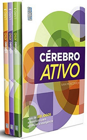 Livro - Cérebro Ativo - Caixa (capa Dura)