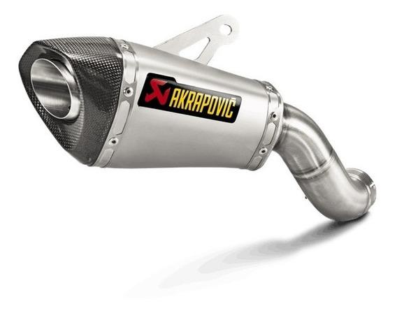 Sticker Akrapovic P-hst2al Metal Alta Temperatura