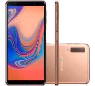 Samsung Galaxy A7 A750g 128gb 4gb Ram Octa Core Duos | Novo