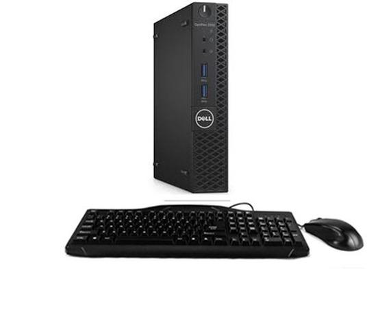 Cpu Dell Optiplex 3050 Core I3 7ger 4gb 500gb - Novo