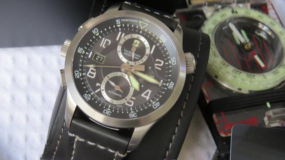 Relógio Victorinox Airboss Mach 8 Automático Série Especial
