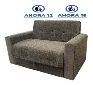 Sofa 2 Cuerpos Sillon Cama 1,40 Mts Sillon Cama Plan 12/18
