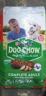 Perrarina Dog Chow 25.9 Kg Importado