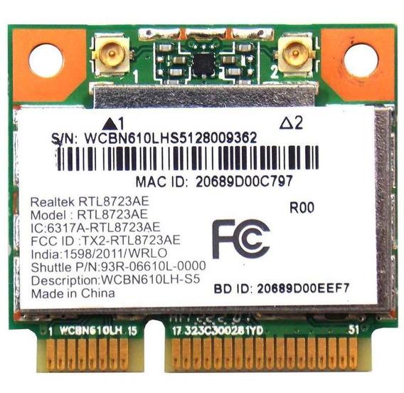 Placa Wireless Ultrabook Positivo S1990 Rtl8723ae (3280)