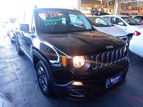 Imagem 1 de 8 de Jeep Renegade 1.8 16v Flex Sport 4p Automático