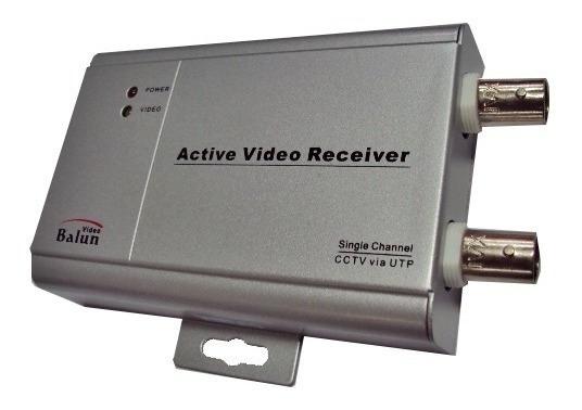 Video Balun Activo Vs T202 De 1 Canal