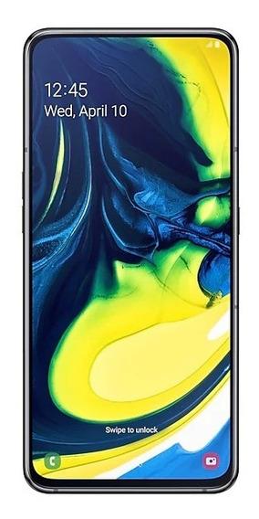 Celular Libre Samsung Galaxy A80 128gb-8ram 4g Sellado