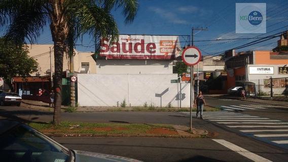Prédio Comercial À Venda, Centro, Limeira. - Pr0001