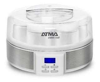 Atma Ym3010e Yogurtera Digital 7 Porciones C/recetario Pce