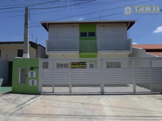 Apartamento Com 1 Dormitório À Venda, 35 M² Por R$ 650.000,00 - Residencial São José - Paulínia/sp - Ap0042