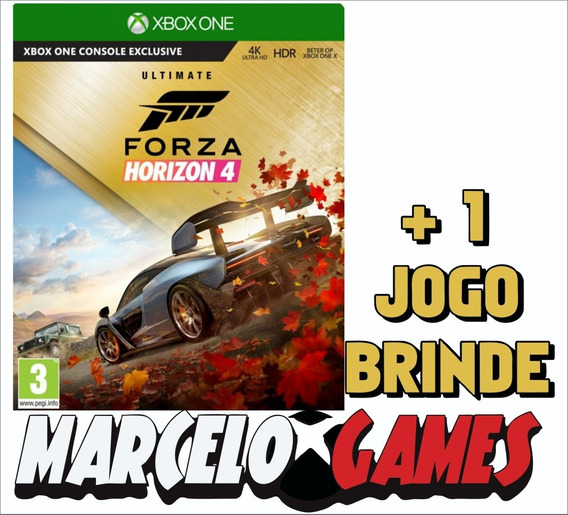 Forza Horizon 4 Ultimate Edition Xbox One Midia Digital