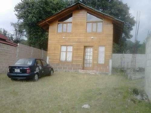 Cabaña En Venta En Huitzilac A 1.5 Km De Tras Marias Morelos