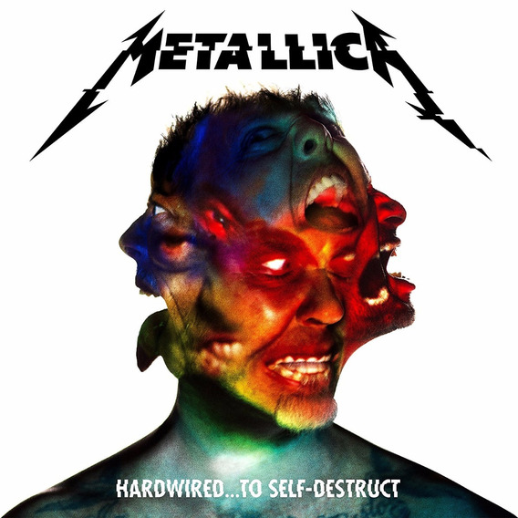 Metallica - Hardwired...to Self-destruct [vinyl] 180g 2lp