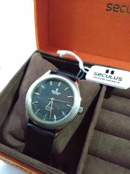 Relógio Seculus 23118g0 Lindo Barato Em Promoção