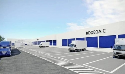 Bodega Nave Industrial En Renta En Coacalco / Coacalco Park