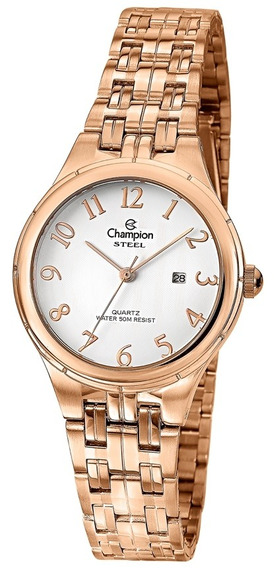 Relógio Champion Social Feminino Cs28156z