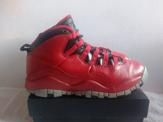 Air Jordan Retro 10 Bulls Over Broadway 24mx