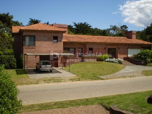 Casa En Punta Del Este, Rincã³n Del Indio | Ines Podesta Ref:516- Ref: 516