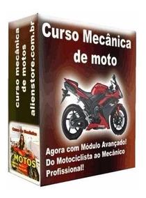 Curso Mecânica De Motos 20 Dvds - A89