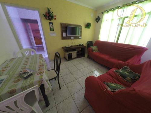 Apartamento Com 1 Dormitório Na Tupi!! - Ap4093